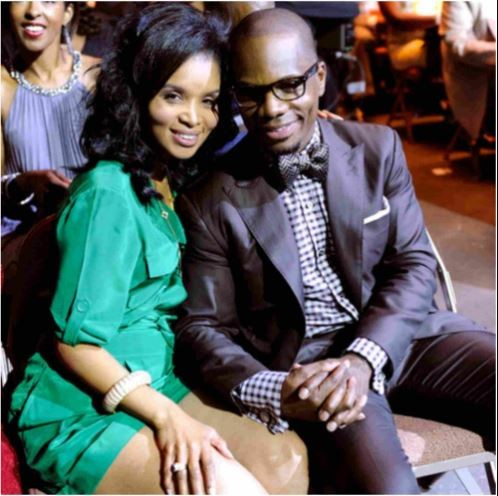 Gospel artiste, Kirk Franklin reveals his sister has been sentenced to 30-years in prison?