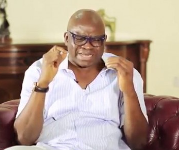 Ekiti governor, Ayo Fayose, denies saying he will be defecting to APC soon