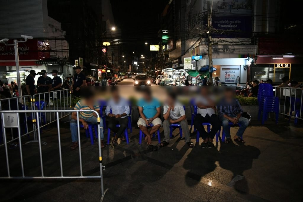 Three Nigerians, 46 others arrested in crackdown on illegal immigrants in Thailand