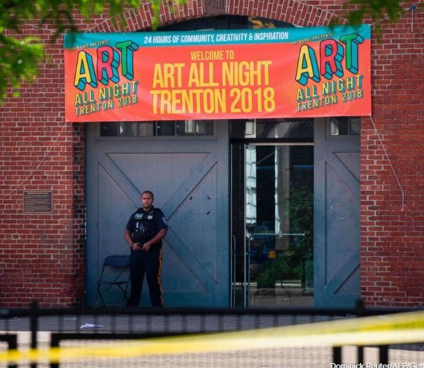 One killed, 22 people injured after gunfire erupts at an all-night art show in New Jersey