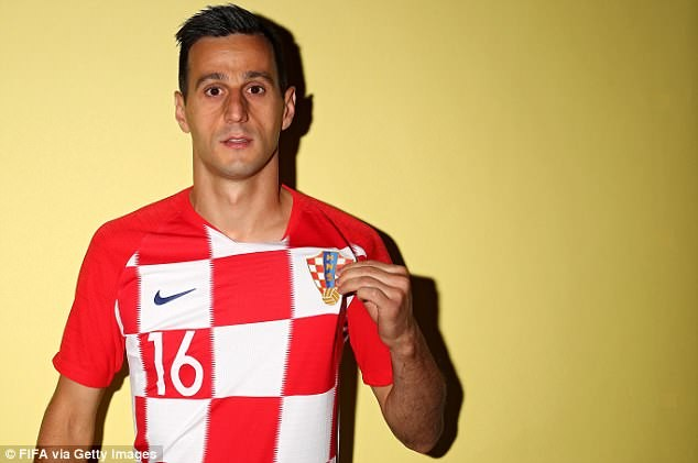 #WorldCup2018: Croatia striker Nikola Kalinic has been