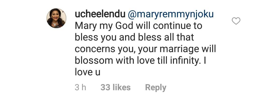 Actress MaryRemy Njoku disagrees with Angela Okorie, says