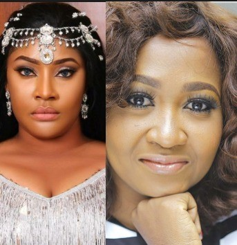 Actress MaryRemy Njoku disagrees with Angela Okorie, says