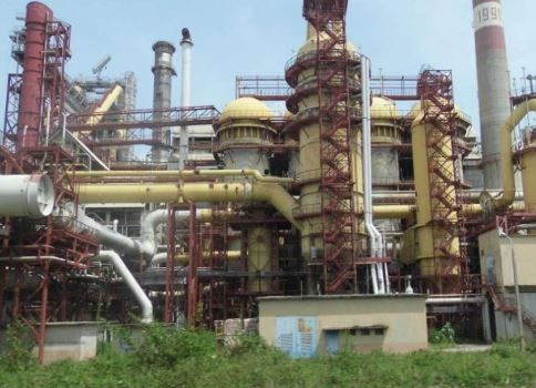BREAKING!!!:  Nigeria's largest steel plant, Ajaokuta is finally starting production 40 years after it was built