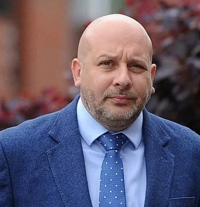 Mayor of Godalming jailed for sex with girl, 13, who shared bed with him and his wife