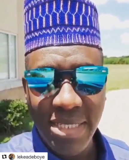 Daddy Freeze gives brilliant response to Pastor Adeboye