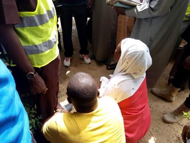 Photos: Borno State Government seals notorious crime hub