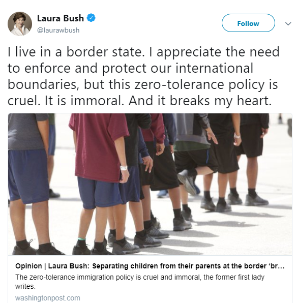 Public figures call Donald Trump out after video shows children of immigrants separated from their parents and locked in cages like animals (video)