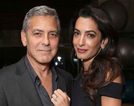 George and Amal Clooney donate $100,000 to help?Immigrant Children who have been separated from their families