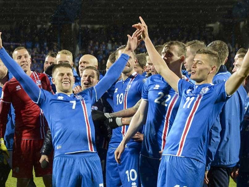 #WorldCup2018: Iceland coach permits players to have sex with their wives ahead Nigeria clash?