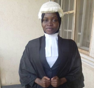 Call to bar approved for hijab wearing lawyer who wasn