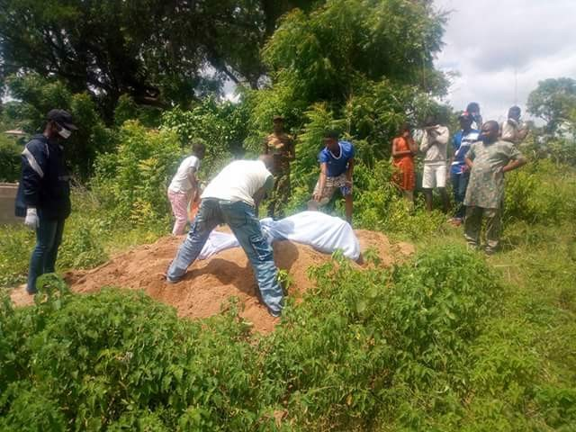 Photos: Popular pastor arrested in Kogi for killing commercial sex worker for ritual; beheaded, chopped off her hands and legs