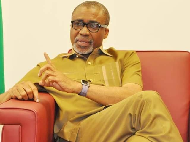 Breaking: DSS arrest Senator Enyinnaya Abaribe