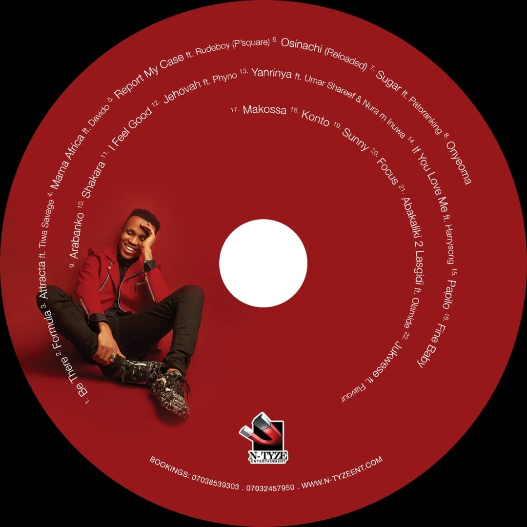 Humblesmith finally releases his album, OSINACHI