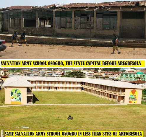 WAEC confirms improvement in Osun Education under Aregbesola