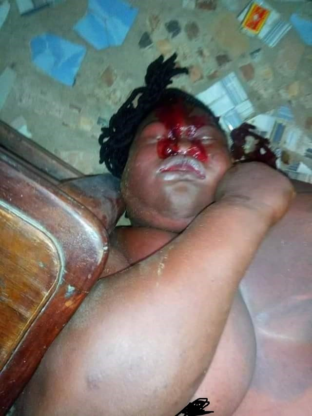 Nigerian man allegedly clubs his wife to death with pestle in Anambra after she refused to give him money
