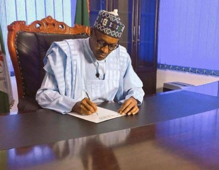 In 4-points, the presidency makes further clarification on the distorted 2018 budget