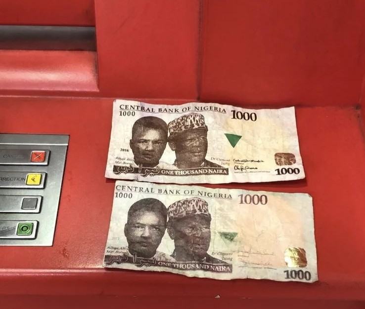 Twitter user accuses UBA of dispensing fake Naira notes from their ATM; they reply...