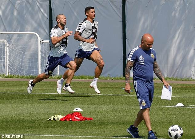 #WorldCup2018: Argentine players to make team selection against Nigeria clash as coach Jorge Sampaoli is stripped of power