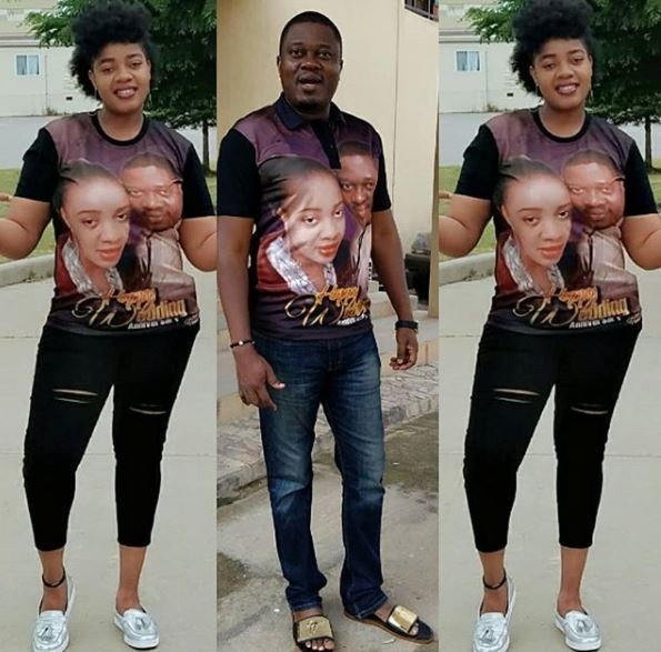 Yoruba actor, Muyiwa Ademola celebrates 12th wedding anniversary