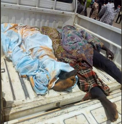 Curfew declared in 3 local government with?over 100 people feared dead as gunmen take over villages in Plateau State (Photos)