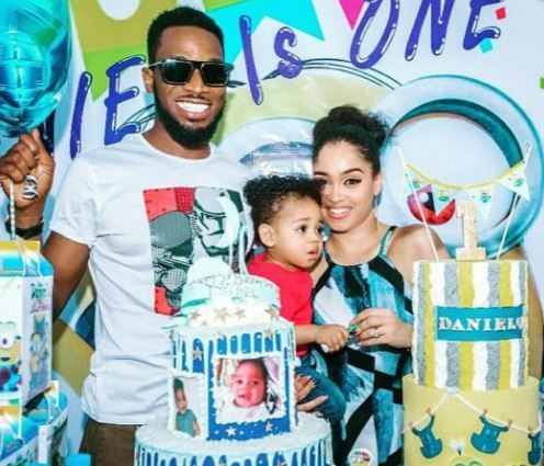 The saddest news yet! Dbanj loses his son Daniel D