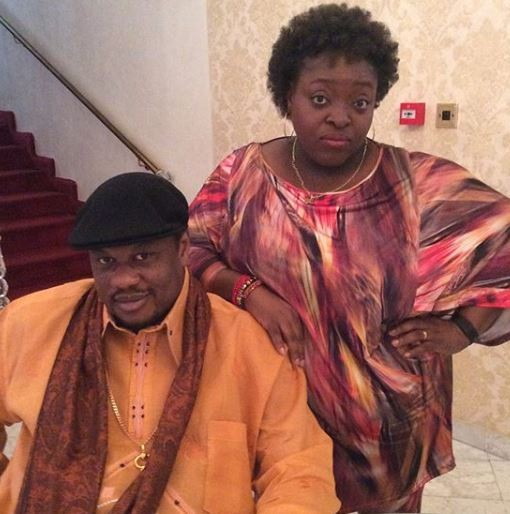 Tunde and Wunmi Obe celebrate?30 years of friendship and 20th wedding anniversary!