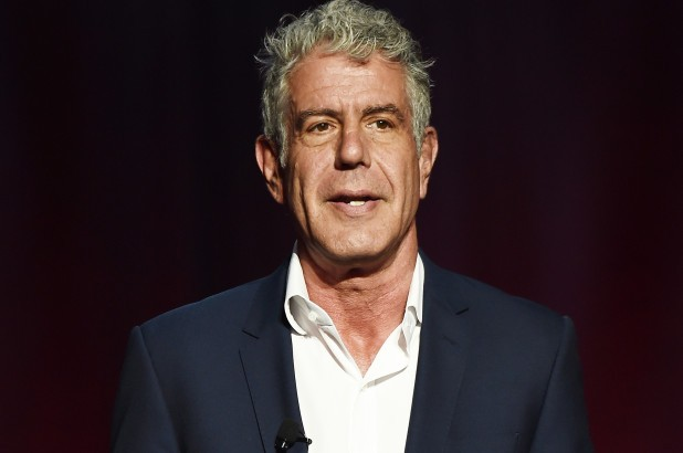 Late CNN anchor Anthony Bourdain participated in