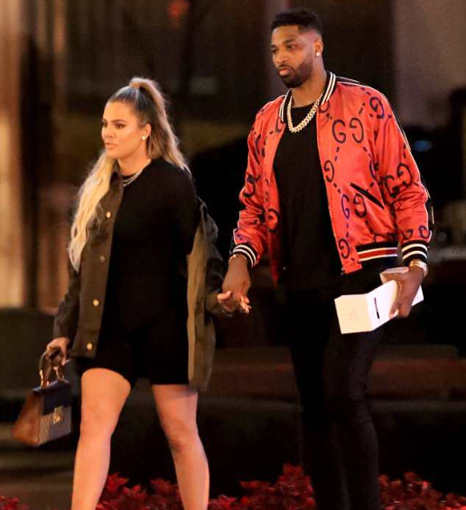 Khloe Kardashian breaks silenceon Tristan Thompson cheating scandal by saying she's proud she had the strength to stay with him