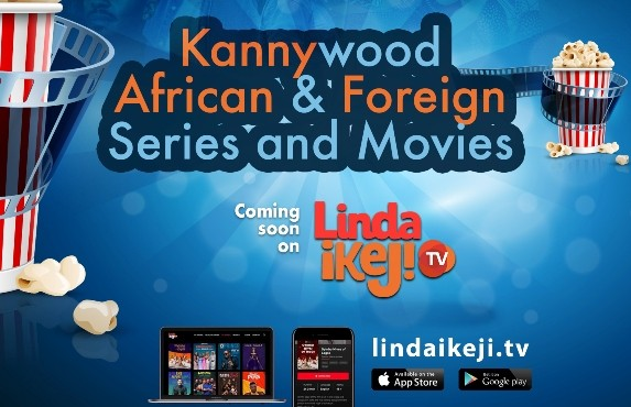 Kannywood movies and series, Telenovela series, and African movies and series coming on lindaikeji.tv