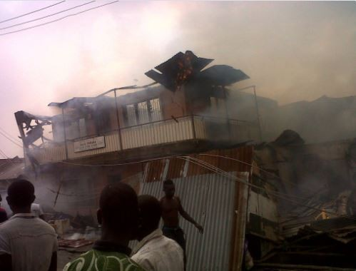 Sad! Two kids burnt to death in mysterious fire outbreak in Ondo State