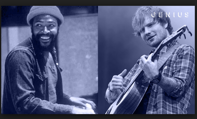 ?Ed Sheeran sued for $100M for ripping off Marvin Gaye