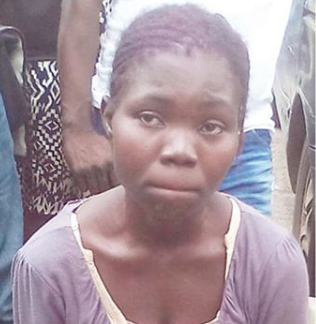 Woman abducts 2-yr-old girl in Lagos because she was lonely and needed someone to play with