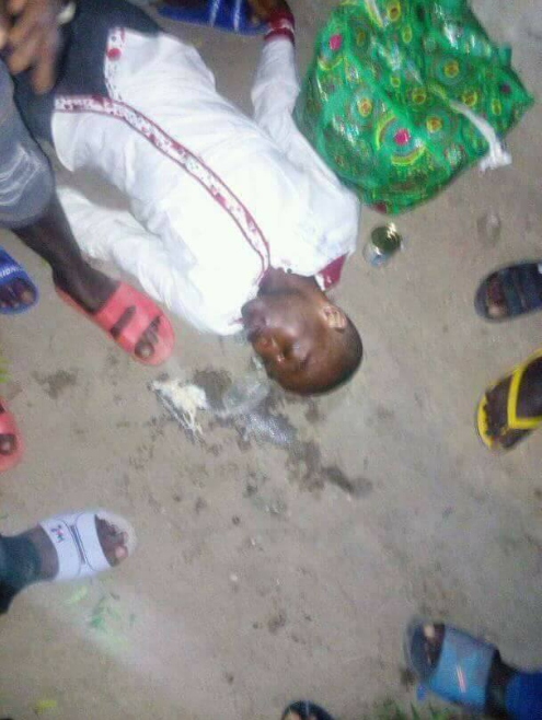 Man commits suicide by ingesting rat poison in Bauchi (graphic photo)