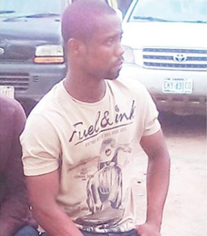 Arrested businessman narrates how his pastor gave him human blood to drink for his business to thrive