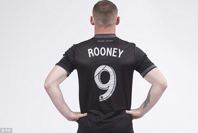?Wayne Rooney signs three-and-a-half year deal with DC United?