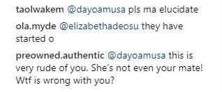 """Practice what you preach!"" Dayo Amusa slams Fathia Balogun for preaching about friendship"