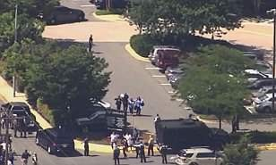 Five dead and twenty injured in mass shooting at Maryland