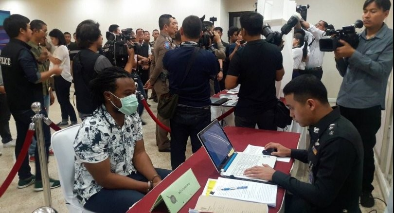 Romance Scam: Nigerian man arrested in Thailand for posing as handsome American to dupe women