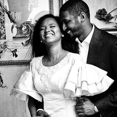 Stunning photos of billionaire bride Hauwa Indimi and groom Mohammed Yar