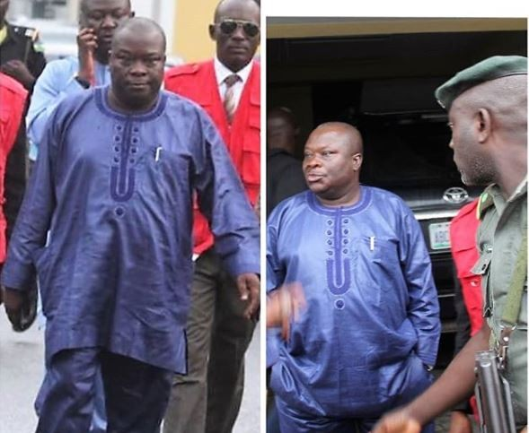 Ondo State PDP chairman, Clement Faboyede arraigned?for N500m fraud