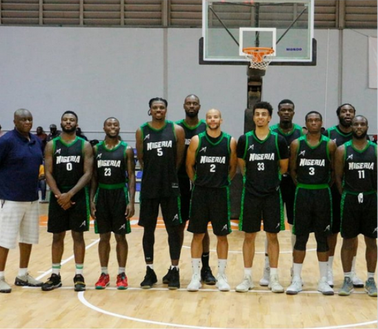 Meet the father and son making waves in the Nigerian basketball team