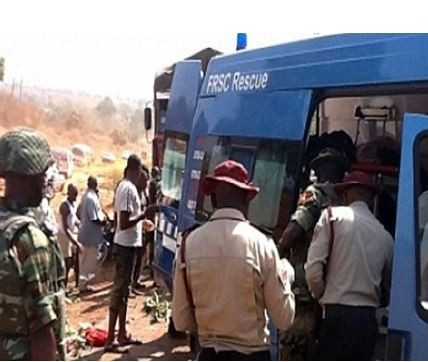 10 people die in road accident along Kaduna - Kano?expressway