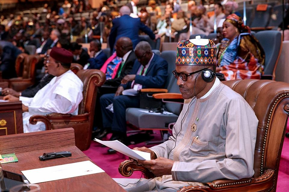 President Buhari calls for repatriation of stolen assets without legal obstacles