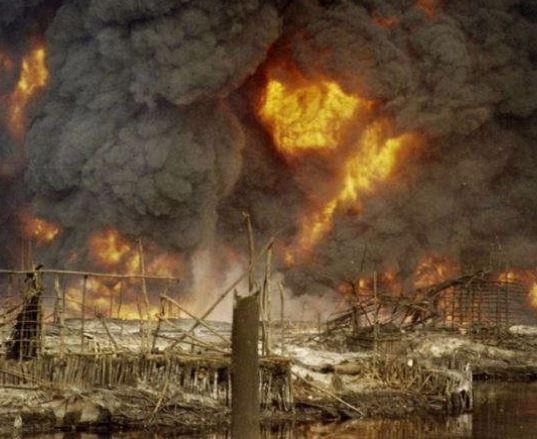 Pipeline explosion rocks Ilara community in Ogun State