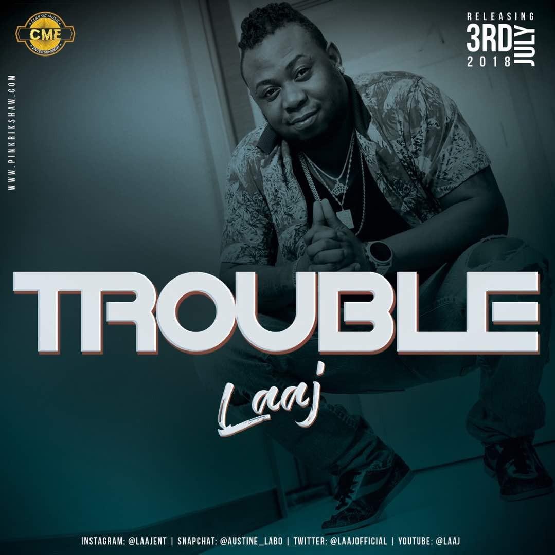 LAAJ releases new single titled