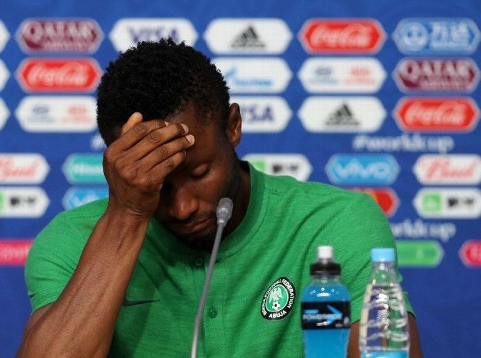 Mikel Obi reveals his father was kidnapped just before the Argentina World Cup clash, but went on to play in order not to let 180 million Nigerians down