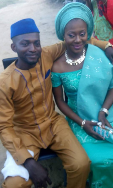 Beautiful couple with hearing and speech impairment wed in Akwa Ibom (photos)