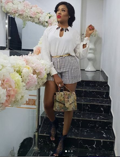 Princess shows off, BBNaija's Princess shows off her recently enhanced body(photos), Latest Nigeria News, Daily Devotionals & Celebrity Gossips - Chidispalace