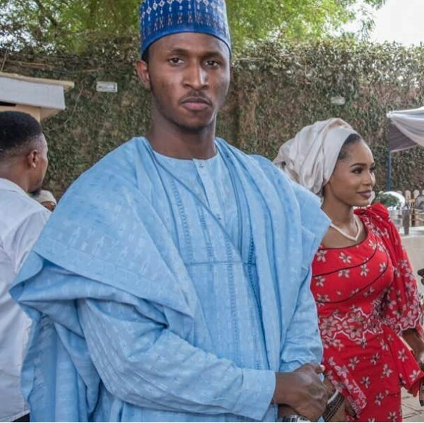 Ibrahim, son of late President Musa Yar